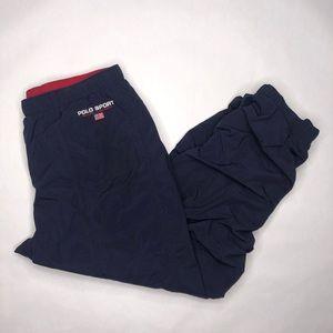 Vintage Polo Sport Track Pants